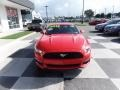Ford Mustang EcoBoost Coupe Race Red photo #2