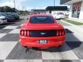 Ford Mustang EcoBoost Coupe Race Red photo #4