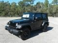 Jeep Wrangler Sport 4x4 Black photo #1