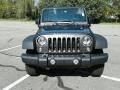 Jeep Wrangler Unlimited Sport 4x4 Granite Crystal Metallic photo #3