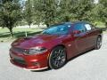 Dodge Charger R/T Scat Pack Octane Red Pearl photo #2