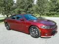 Dodge Charger R/T Scat Pack Octane Red Pearl photo #4