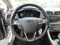 Ford Fusion SE Ingot Silver Metallic photo #17