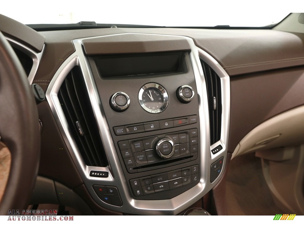 2012 SRX Performance - Gold Mist Metallic / Shale/Brownstone photo #8