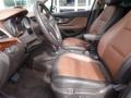 Buick Encore Leather Cocoa Silver Metallic photo #11