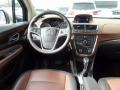 Buick Encore Leather Cocoa Silver Metallic photo #15