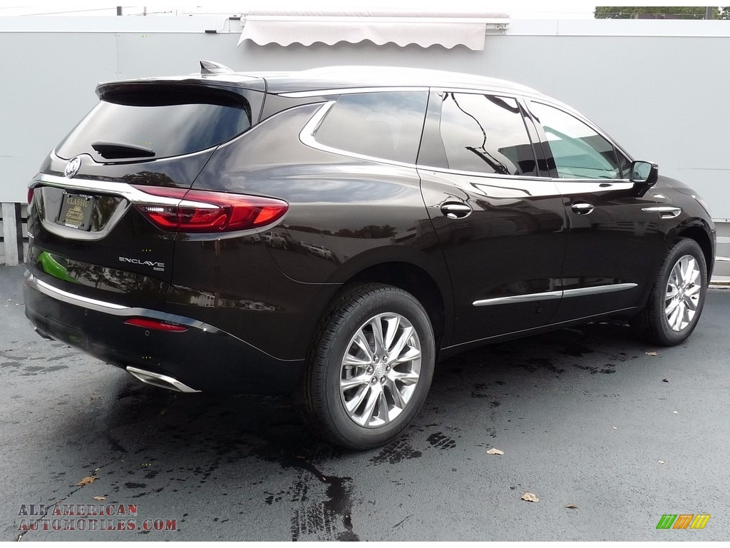 2018 Enclave Premium AWD - Havana Metallic / Brandy photo #2