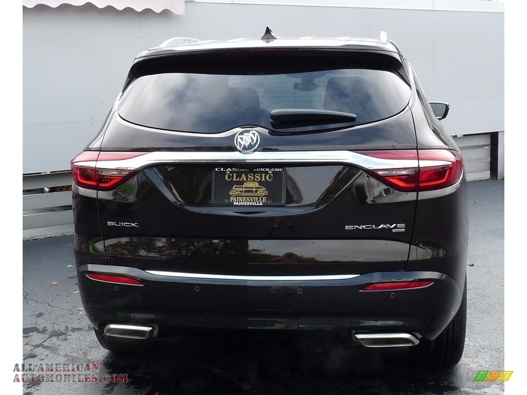 2018 Enclave Premium AWD - Havana Metallic / Brandy photo #3