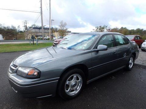 Medium Gray Metallic 2005 Chevrolet Impala