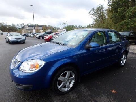Arrival Blue Metallic 2005 Chevrolet Cobalt LS Sedan