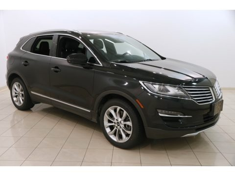 Tuxedo Black Metallic 2015 Lincoln MKC AWD