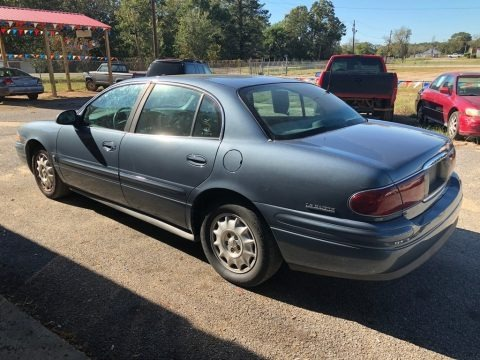 Ming Blue Metallic 2002 Buick LeSabre Limited
