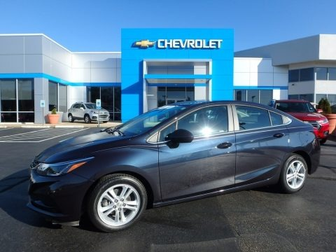 Blue Ray Metallic 2016 Chevrolet Cruze LT Sedan