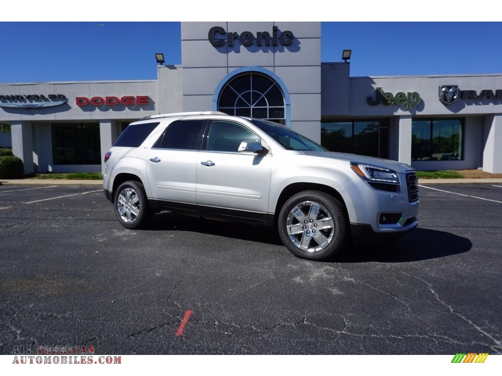 2017 gmc acadia limited fwd in quicksilver metallic for sale 241603 all american automobiles. Black Bedroom Furniture Sets. Home Design Ideas
