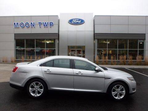 Ingot Silver Metallic 2015 Ford Taurus SEL