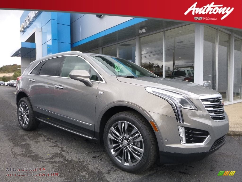 2018 Cadillac XT5 Premium Luxury AWD in Bronze Dune ...