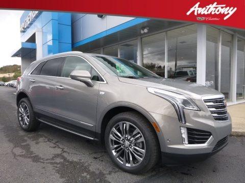 Bronze Dune Metallic 2018 Cadillac XT5 Premium Luxury AWD