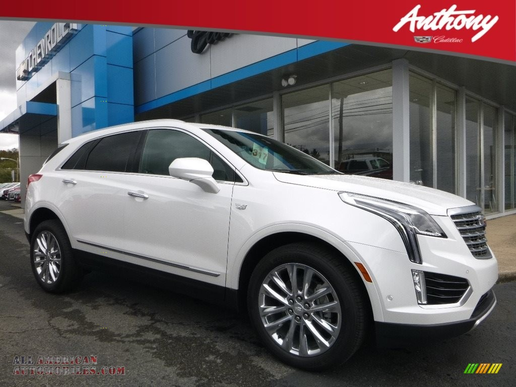2017 cadillac xt5 platinum awd in crystal white tricoat 313616 all american automobiles. Black Bedroom Furniture Sets. Home Design Ideas