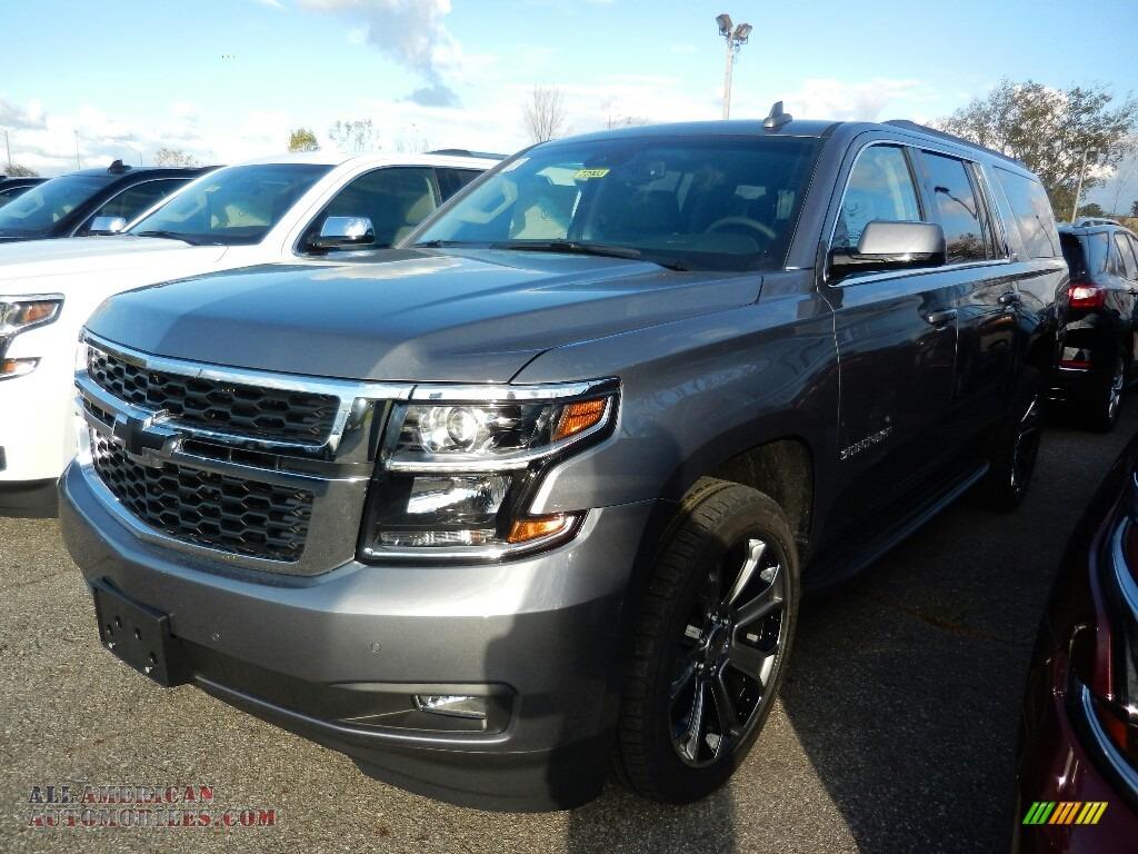 What Is Flex Fuel >> 2018 Chevrolet Suburban LT 4WD in Satin Steel Metallic - 155702 | All American Automobiles - Buy ...