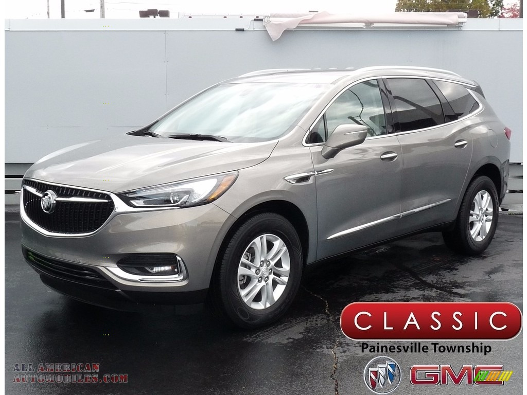 2018 Buick Enclave Essence Awd In Pepperdust Metallic