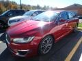 Lincoln MKZ Reserve AWD Ruby Red photo #1