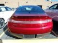 Lincoln MKZ Reserve AWD Ruby Red photo #3