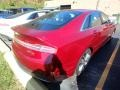 Lincoln MKZ Reserve AWD Ruby Red photo #4