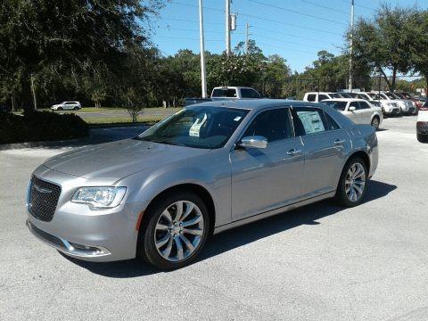 Billet Silver Metallic 2018 Chrysler 300 Limited