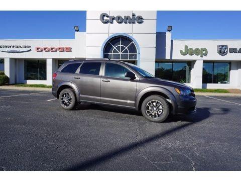 Granite Pearl 2018 Dodge Journey SE