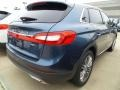 Lincoln MKX Reserve AWD Blue Diamond Metallic photo #3
