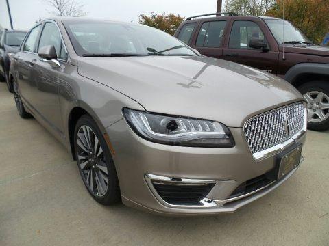 Iced Mocha Metallic 2018 Lincoln MKZ Reserve AWD