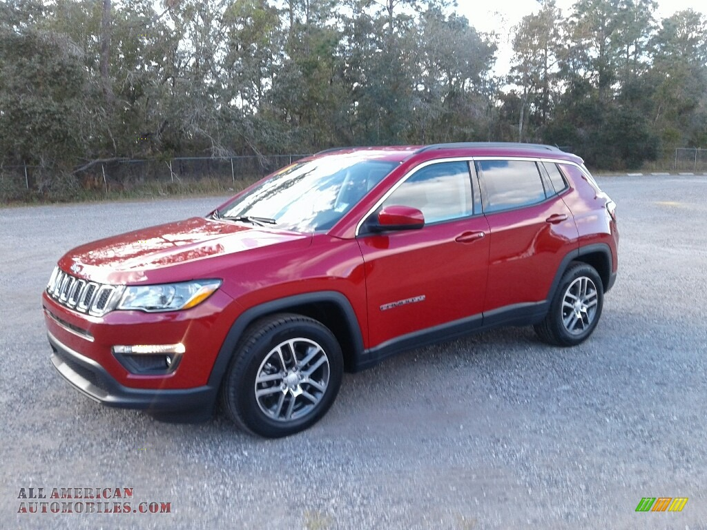 Pine Belt Cadillac >> 2018 Jeep Compass Latitude in Redline Pearl - 102223 | All American Automobiles - Buy American ...