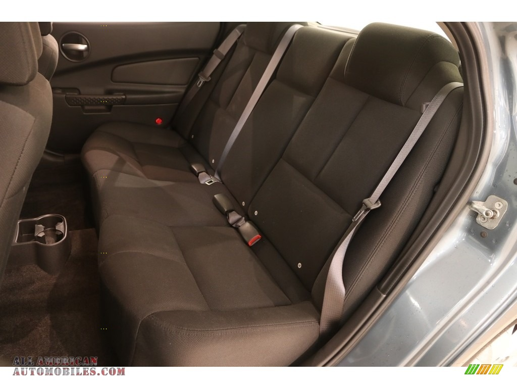 2007 Grand Prix Sedan - Stealth Gray Metallic / Ebony photo #14