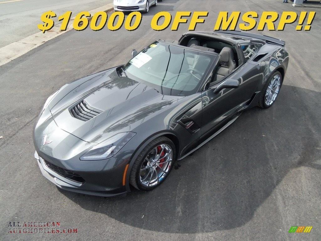 Corvette Z06 For Sale >> 2017 Chevrolet Corvette Grand Sport Coupe in Watkins Glen ...