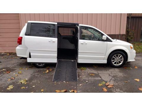 Stone White 2013 Dodge Grand Caravan SE