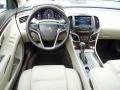 Buick LaCrosse Leather Champagne Silver Metallic photo #12