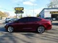 Chrysler 200 S Velvet Red Pearl photo #8