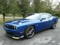 Dodge Challenger R/T Scat Pack IndiGo Blue photo #2