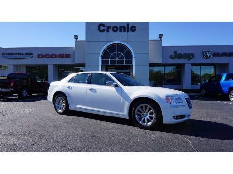 Bright White 2014 Chrysler 300 C