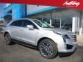 Cadillac XT5 Premium Luxury AWD Radiant Silver Metallic photo #1