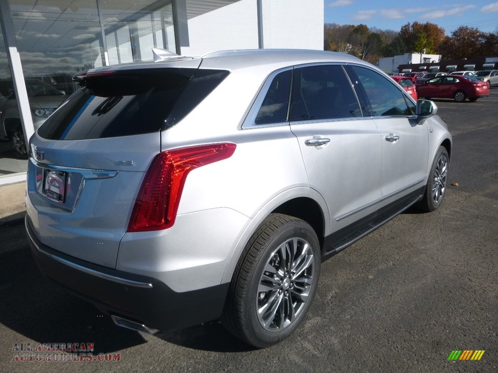 2018 XT5 Premium Luxury AWD - Radiant Silver Metallic / Jet Black photo #4