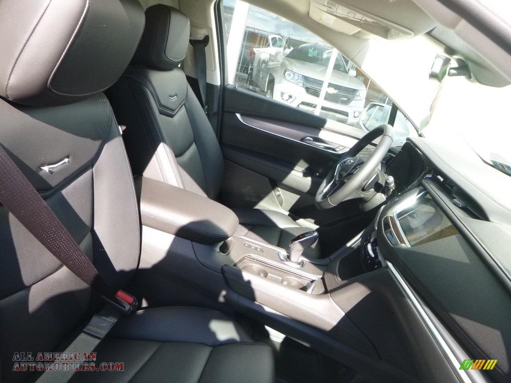 2018 XT5 Premium Luxury AWD - Radiant Silver Metallic / Jet Black photo #9