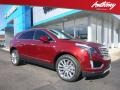 Cadillac XT5 Platinum AWD Red Passion Tintcoat photo #1