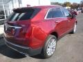 Cadillac XT5 Platinum AWD Red Passion Tintcoat photo #8