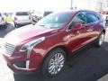 Cadillac XT5 Platinum AWD Red Passion Tintcoat photo #11