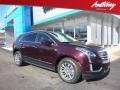 Cadillac XT5 Luxury AWD Deep Amethyst Metallic photo #1