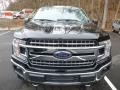 Ford F150 XLT SuperCrew 4x4 Shadow Black photo #4