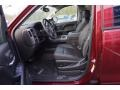 GMC Sierra 1500 SLT Crew Cab 4WD Crimson Red Tintcoat photo #9