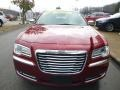 Chrysler 300 AWD Deep Cherry Red Crystal Pearl photo #4