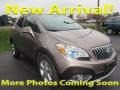 Buick Encore Convenience Deep Espresso Brown Metallic photo #1